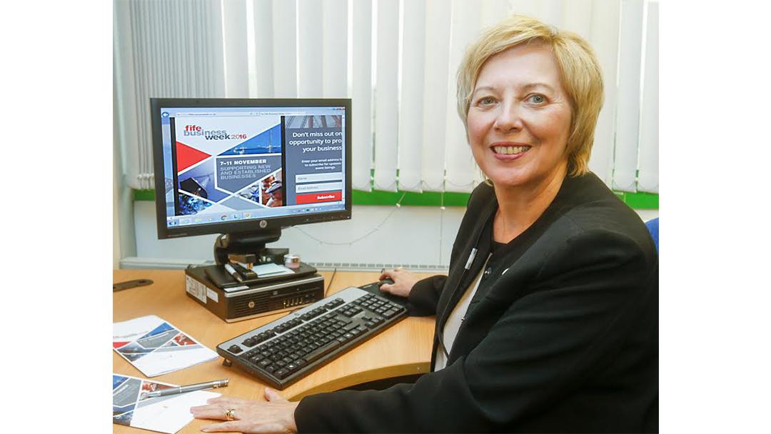 Fife Business Week Website goes Live!