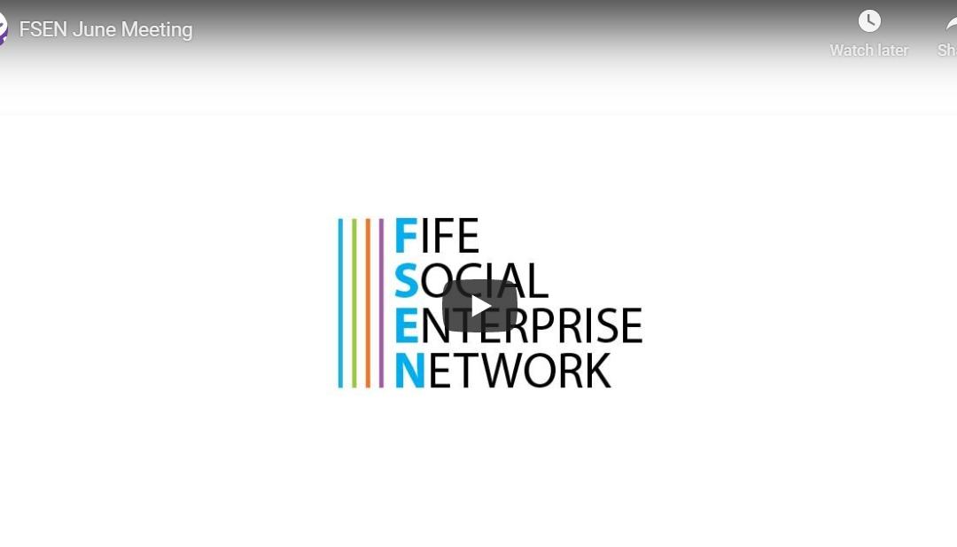 FSEN Meeting 5th June 2020