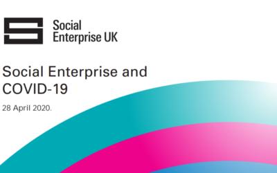 Social Enterprise and COVID-19 Report April 2020